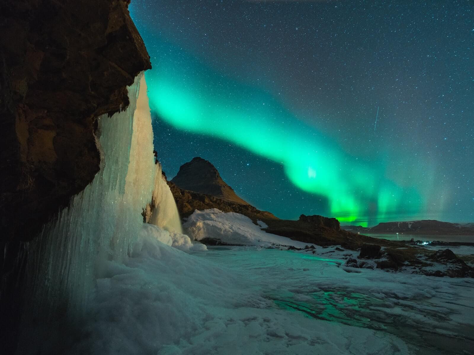 beste reistijd ijsland oktober t/m maart