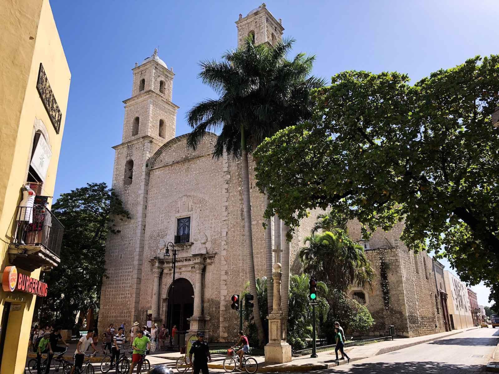 Mérida bezienswaardigheden