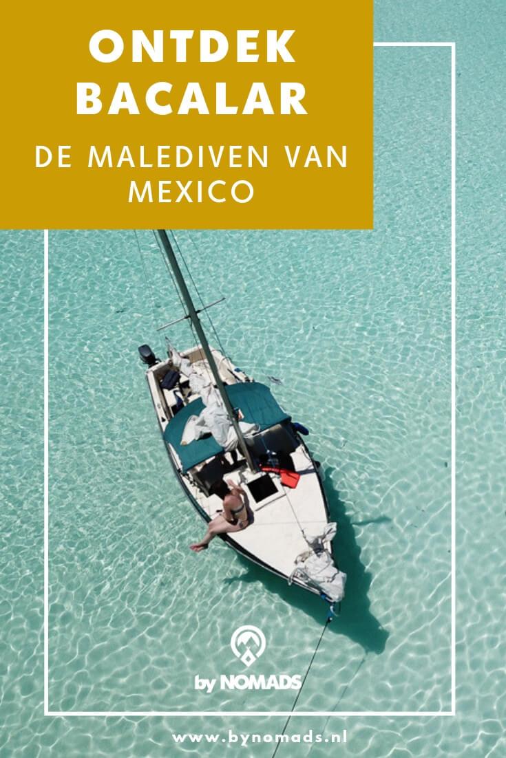 Wat te doen in Bacalar Mexico: 4 toffe activiteiten - by NOMADS