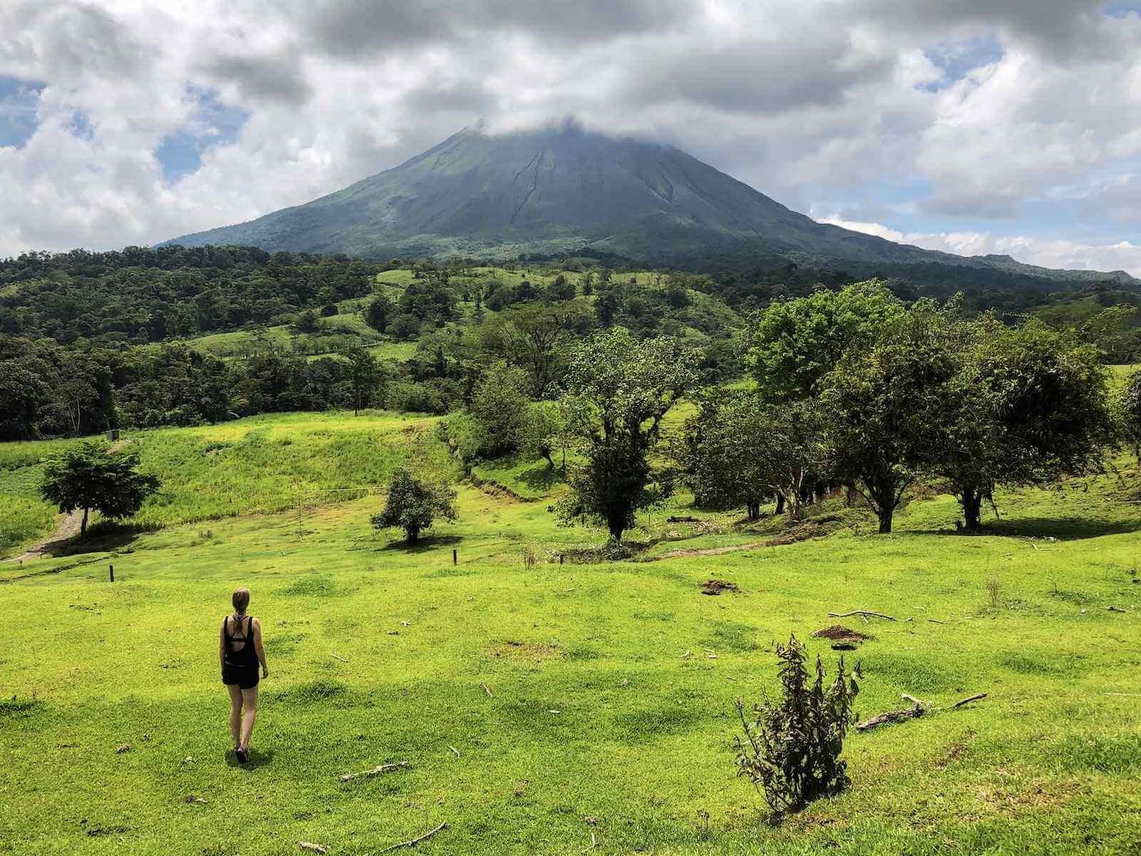 Arenal / La Fortuna - vulkaan & wildlife