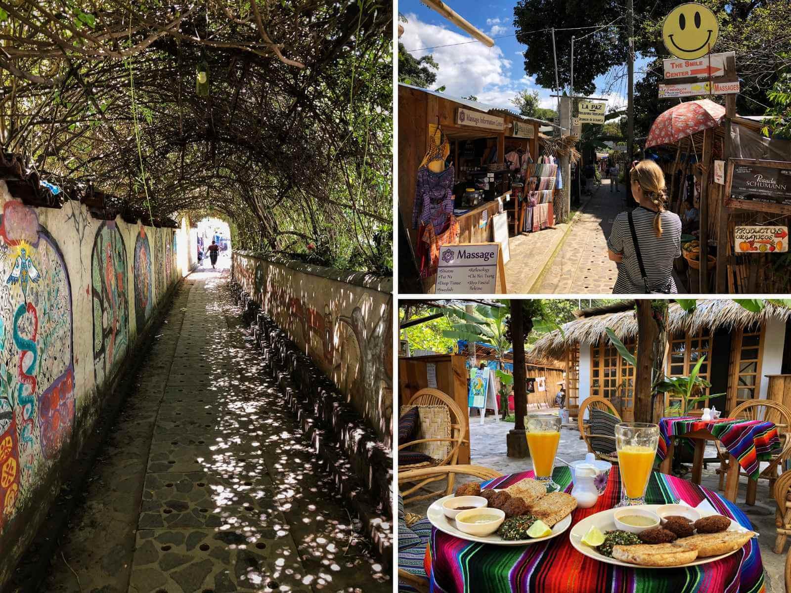 San Marcos - Lake Atitlan Guatemala