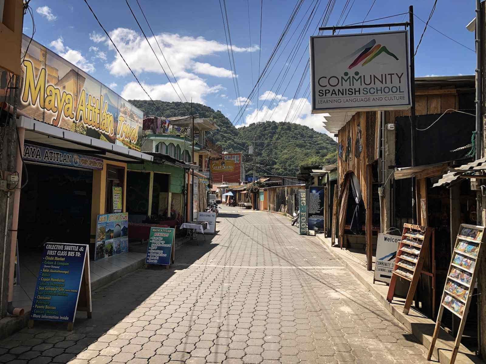 Lake Atitlan Guatemala - Spaanse taalscholen