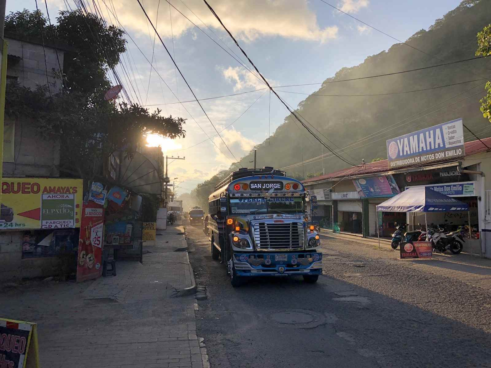 Lake Atitlan Guatemala - hoe kom je er?