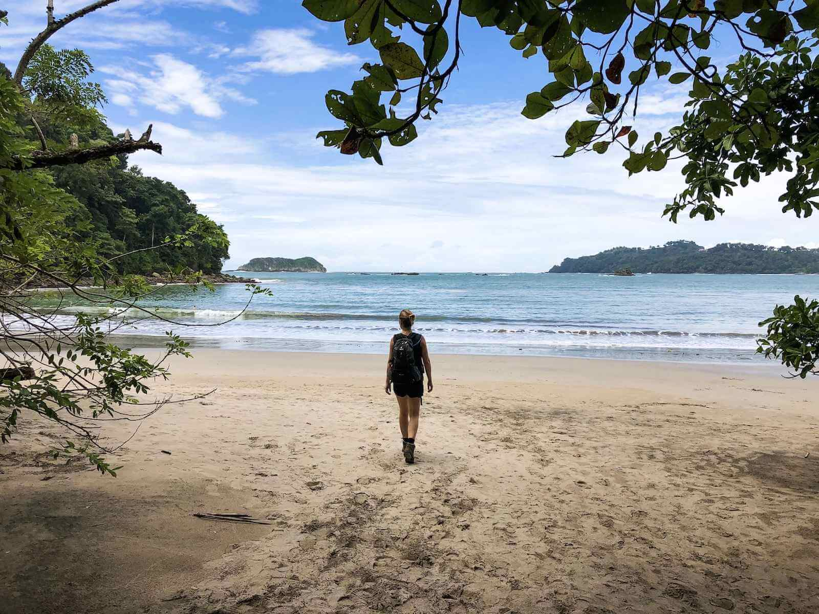 Playa Espedilla Sur Manuel Antonio National Park