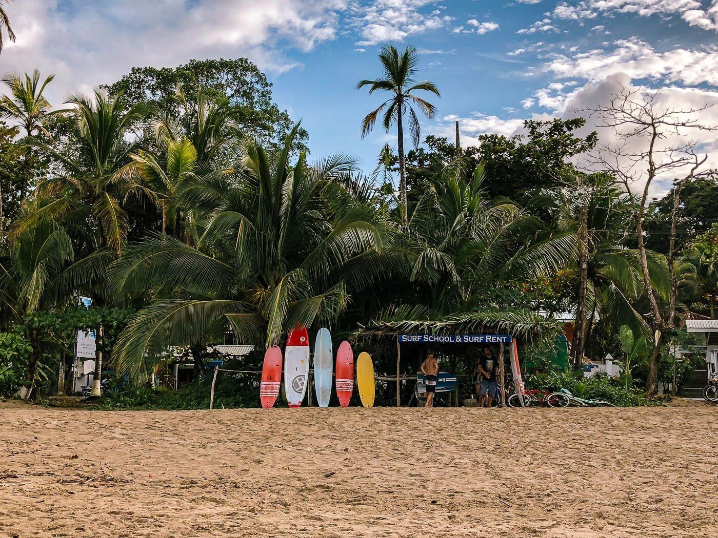 Puerto Viejo - Surf & Reggae dorpje