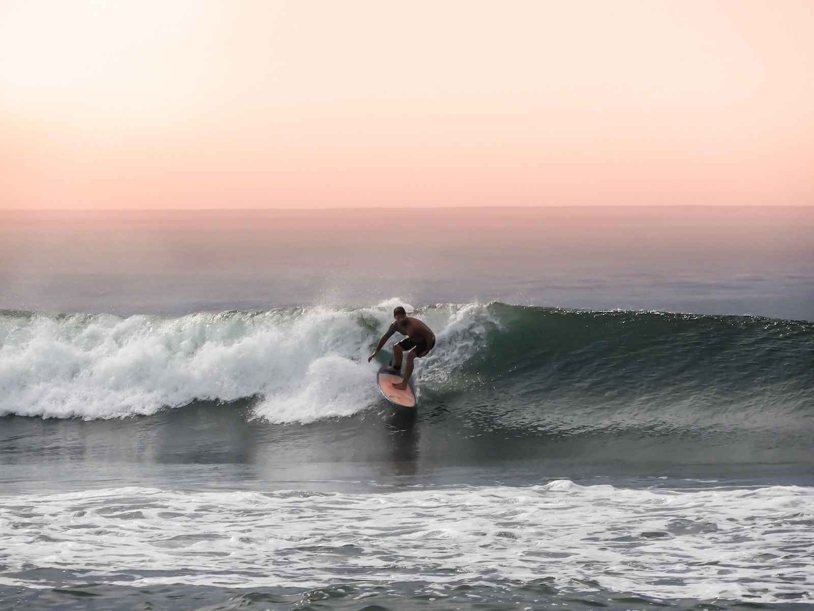 El Paredon Guatemala - golfsurfen