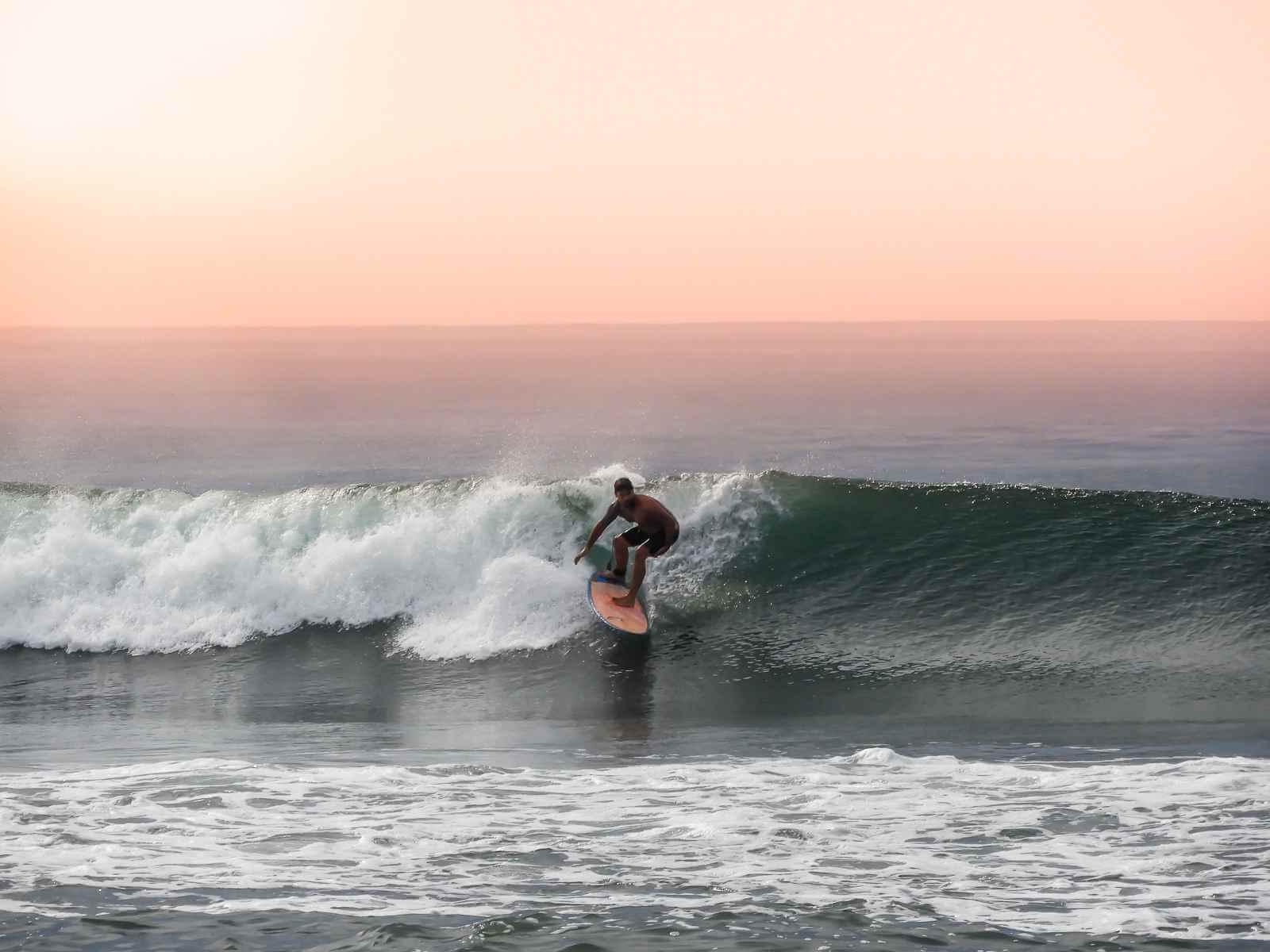 El Paradón - Surfparadijs van Guatemala