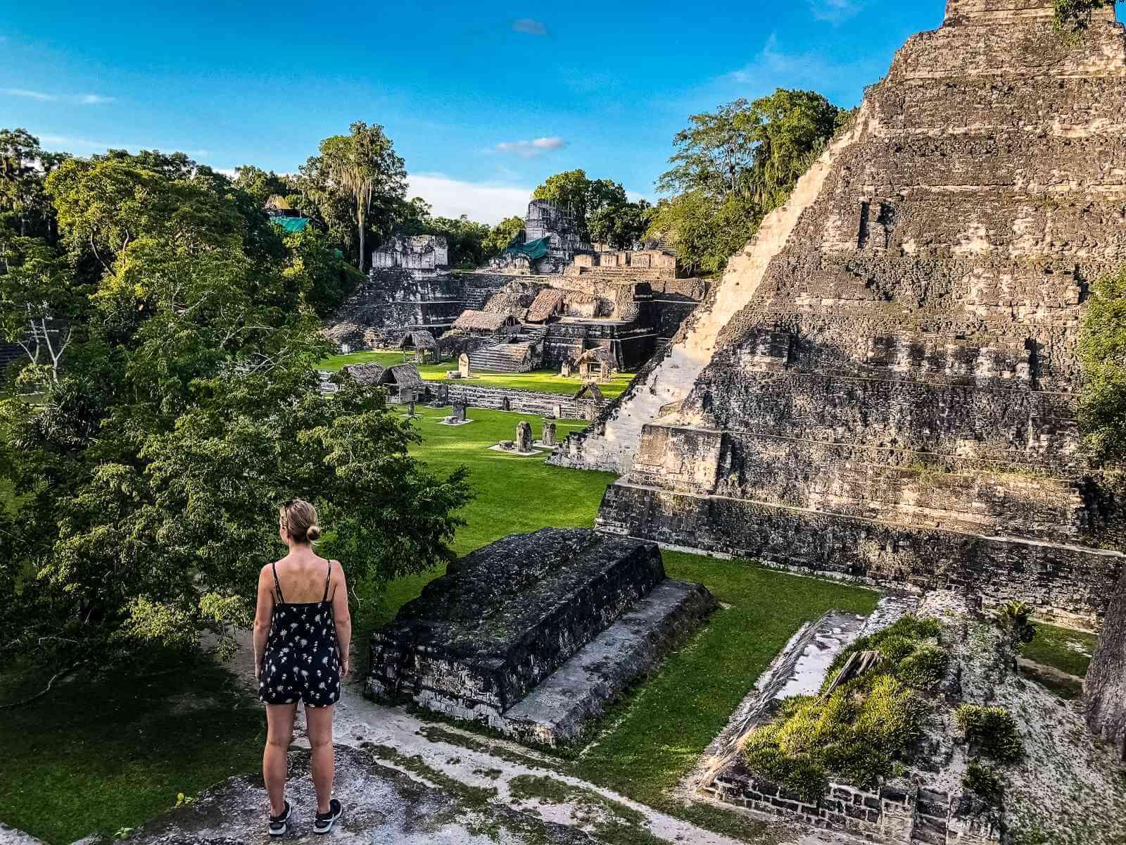 Tikal - Hart van het oude Maya rijk