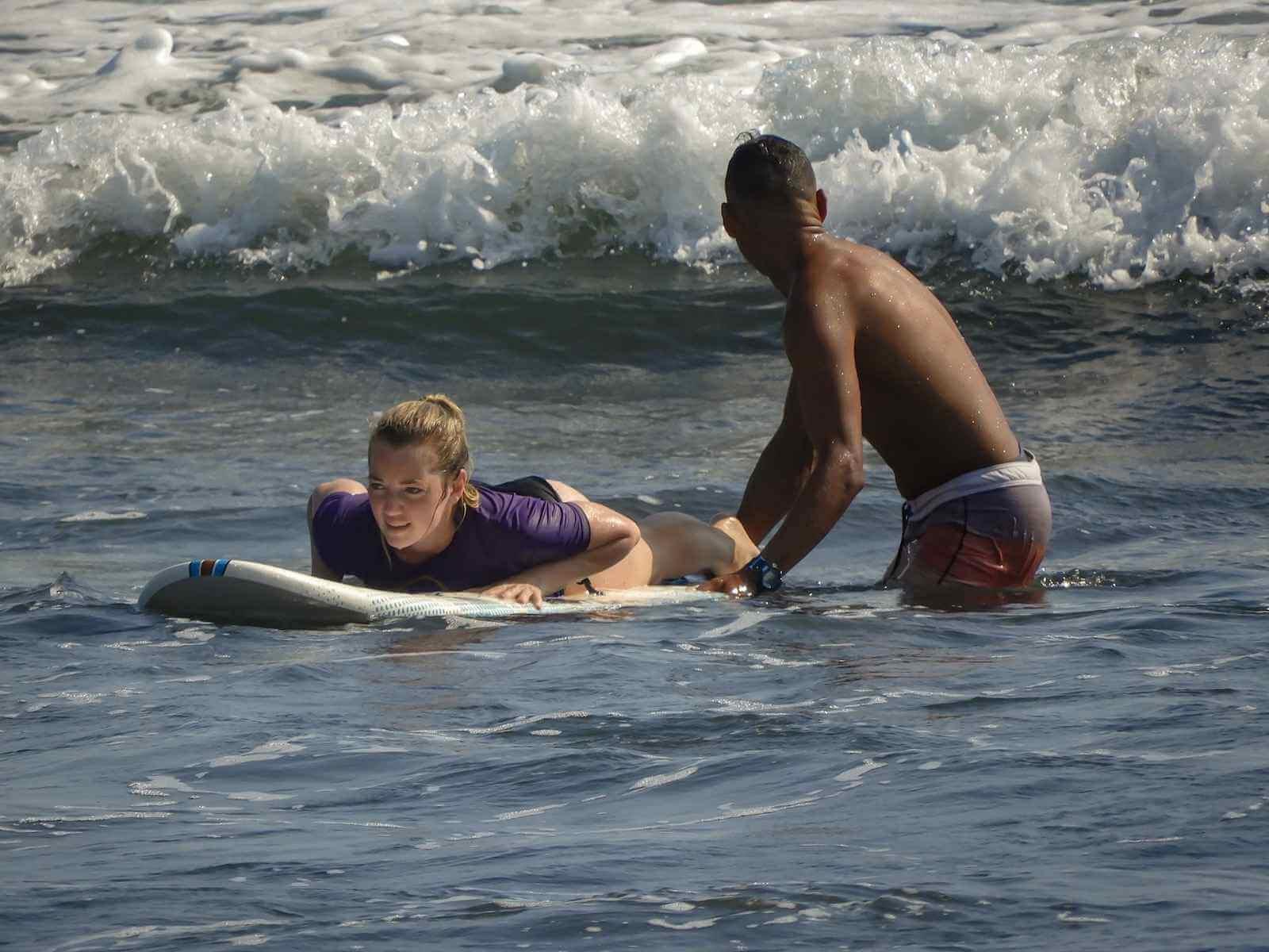 El Paredon surfles