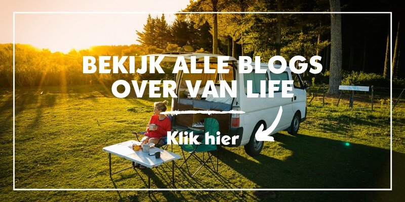 Alle blogs over Van Life - by NOMADS