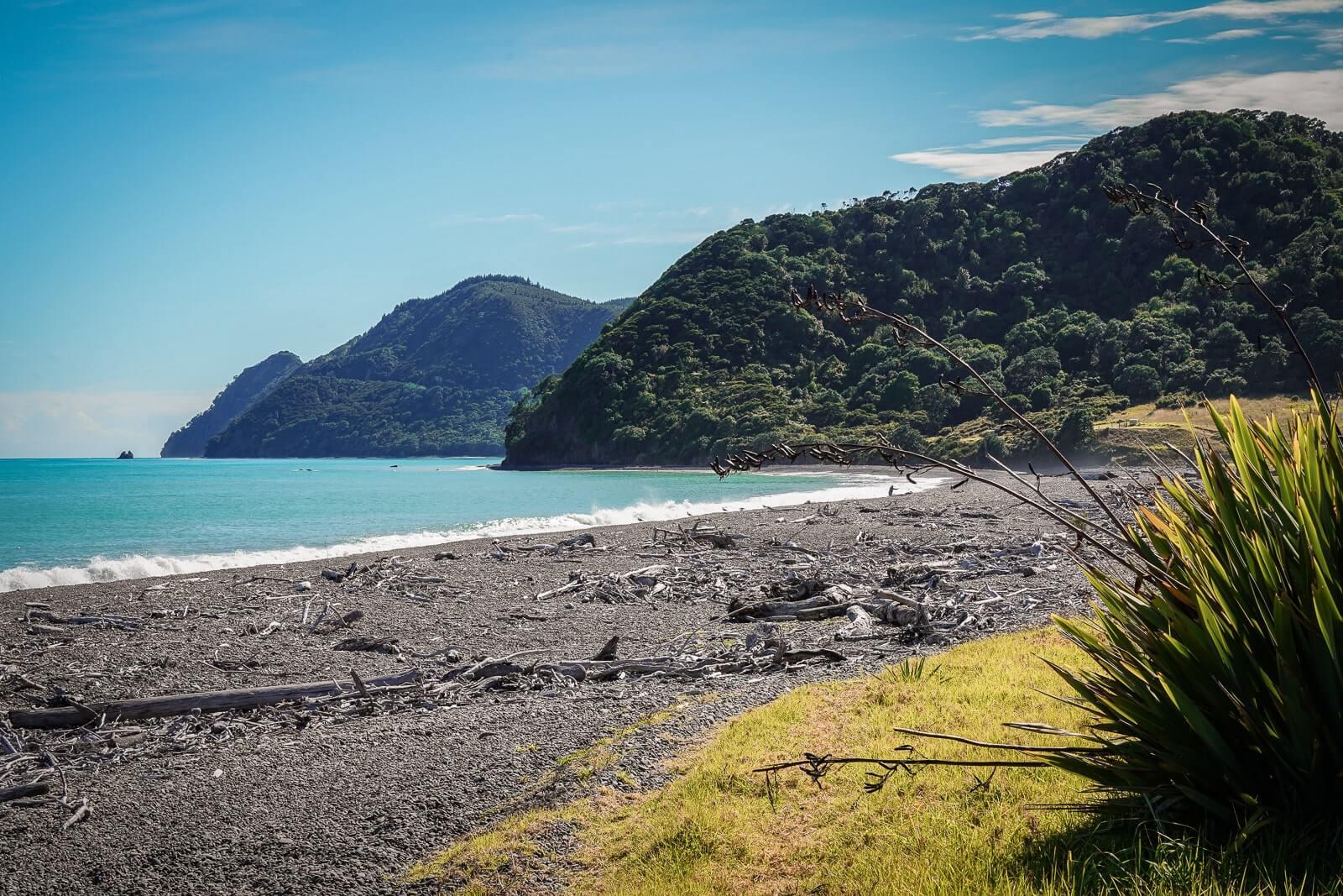 East Cape - Uitgestrekte landschappen & weinig toeristen