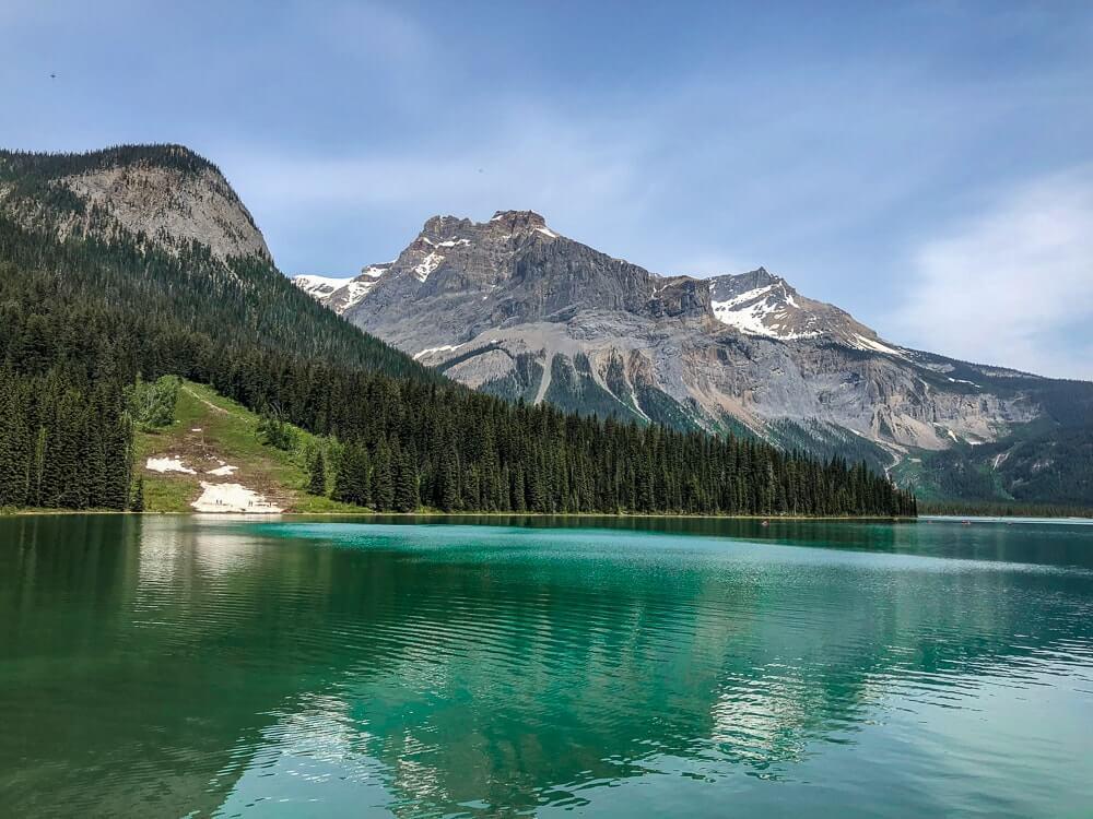 Emerald Lake West-Canada