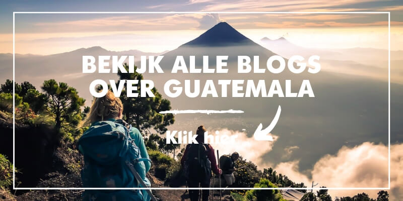Alle blogs over Guatemala
