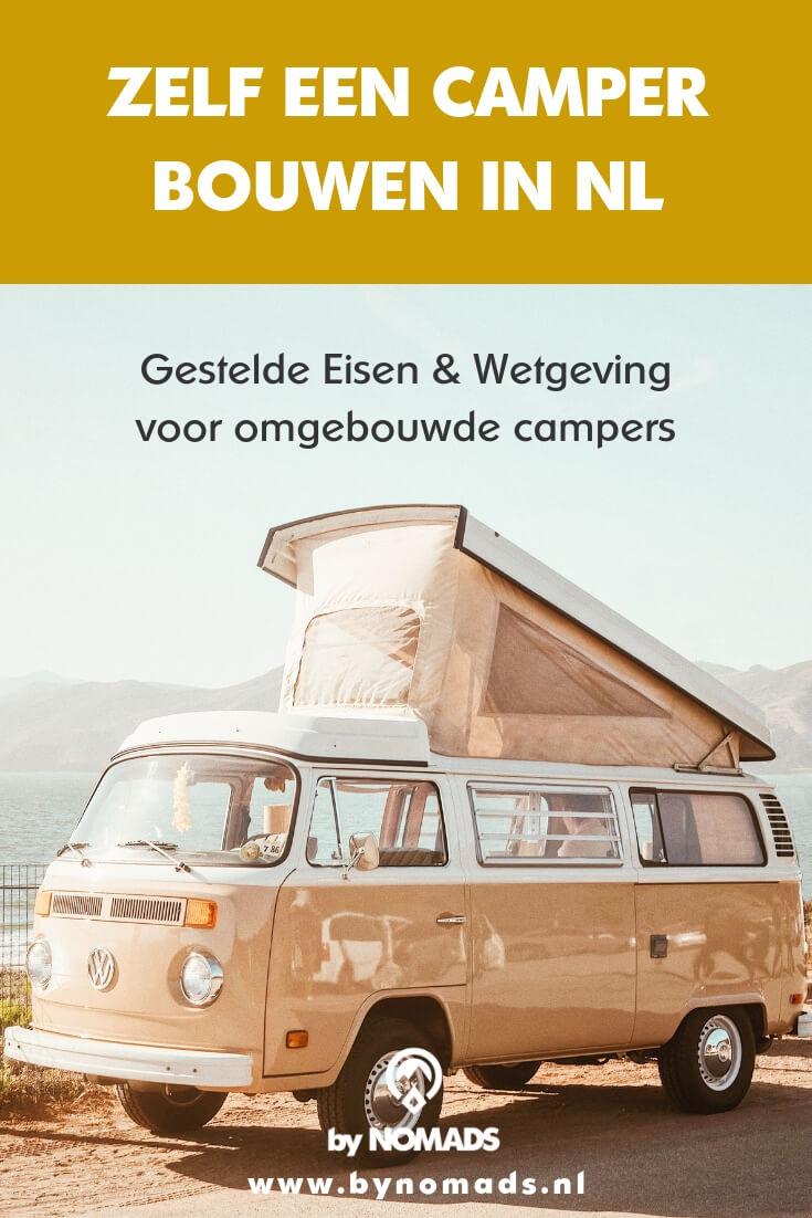 Nederlandse Regel- & wetgeving omgebouwde campers - by NOMADS
