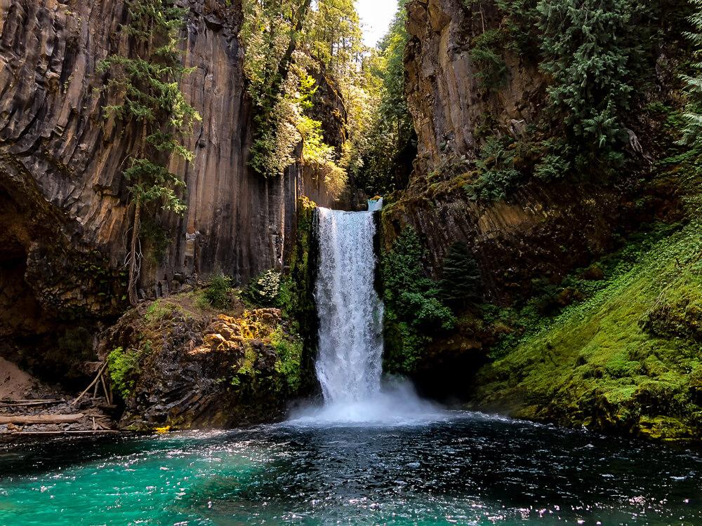 Oregon - Ruige kusten, torenhoge watervallen & gezellige steden