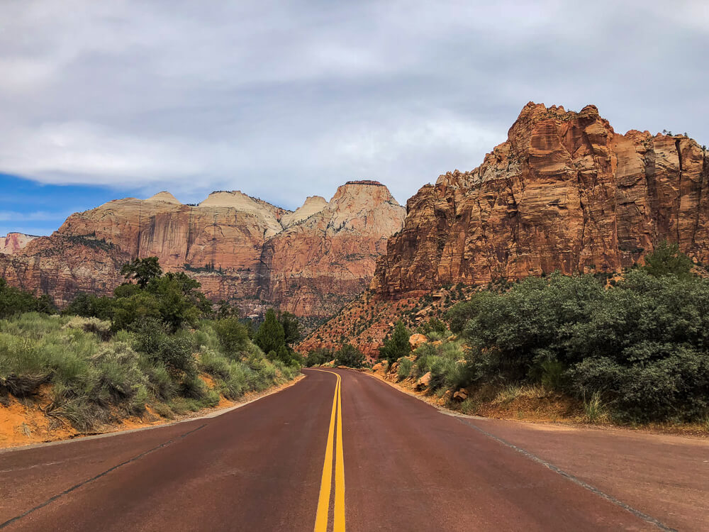 Zion National Park - Fantastisch mooi natuurreservaat