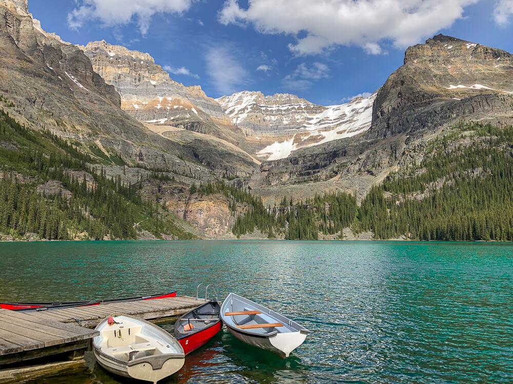 Lake O'Hara Canada - by NOMADS
