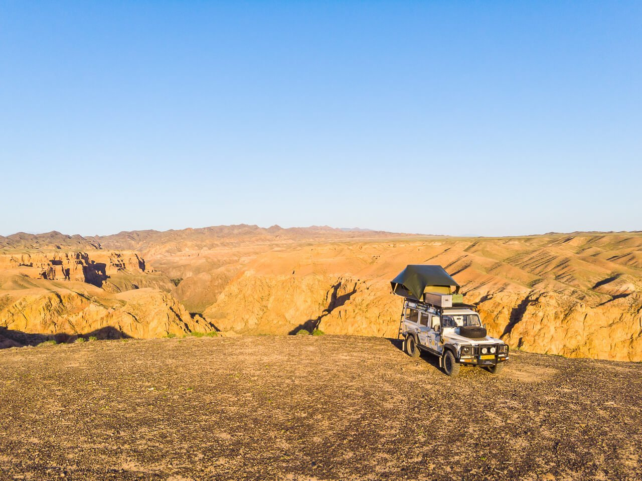 Kazachstan - Row Travels