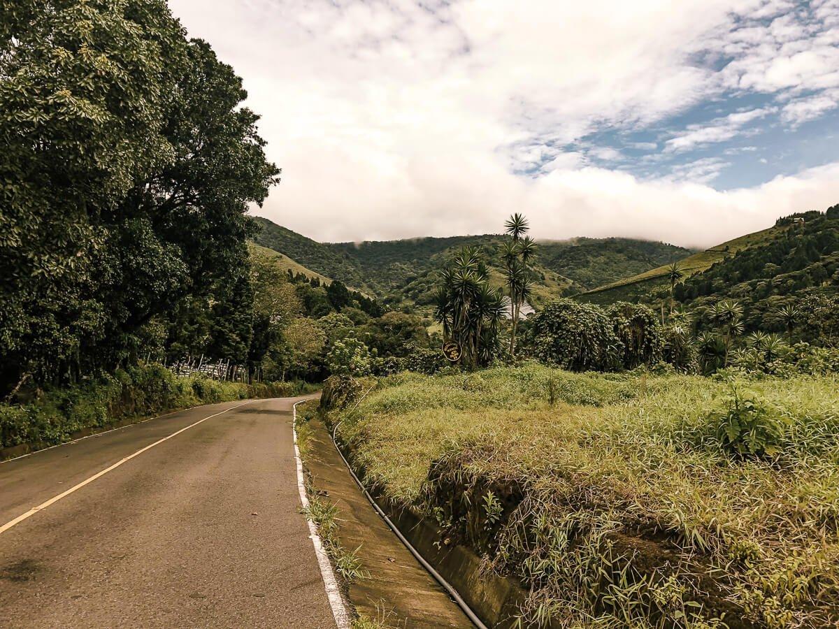 Kwaliteit wegen Costa Rica - ervaringen huurauto Costa Rica