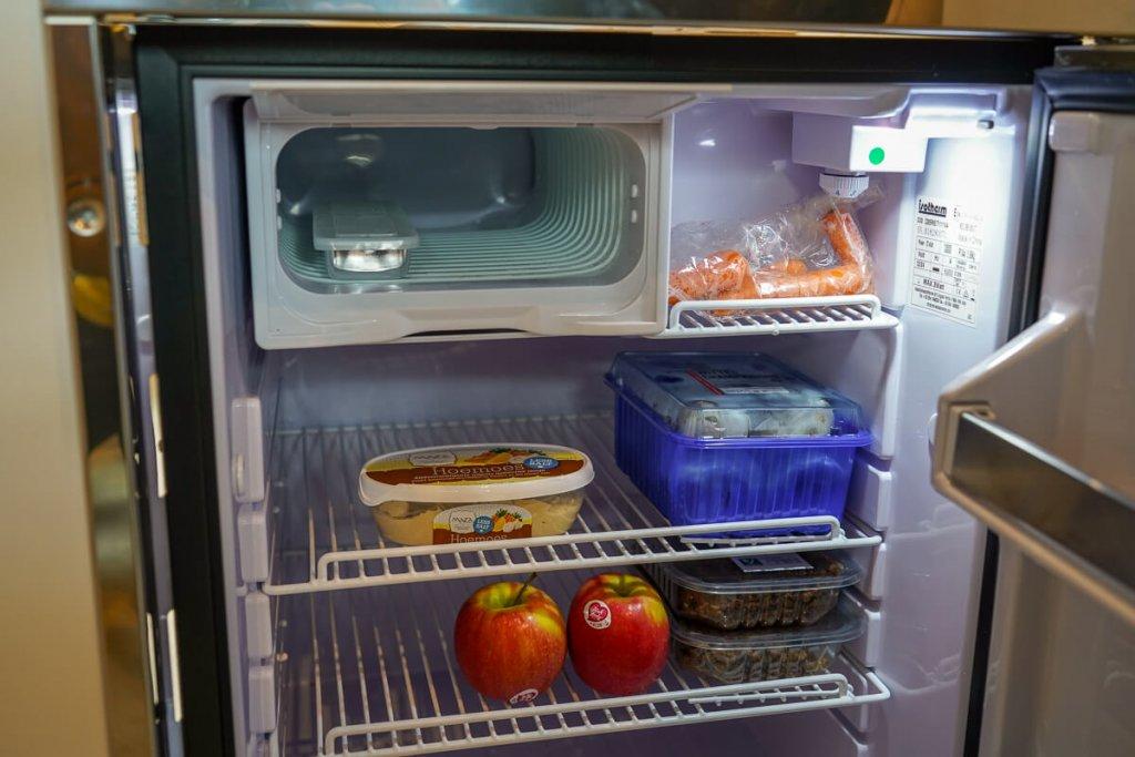Crompressor koelkast - Webasto Isotherm Cruise Elegance 85l