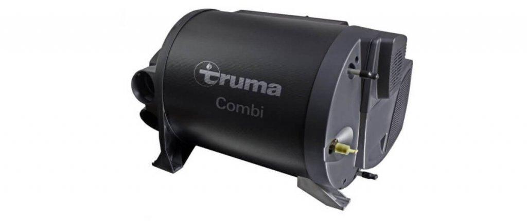 truma gaskachel en boiler