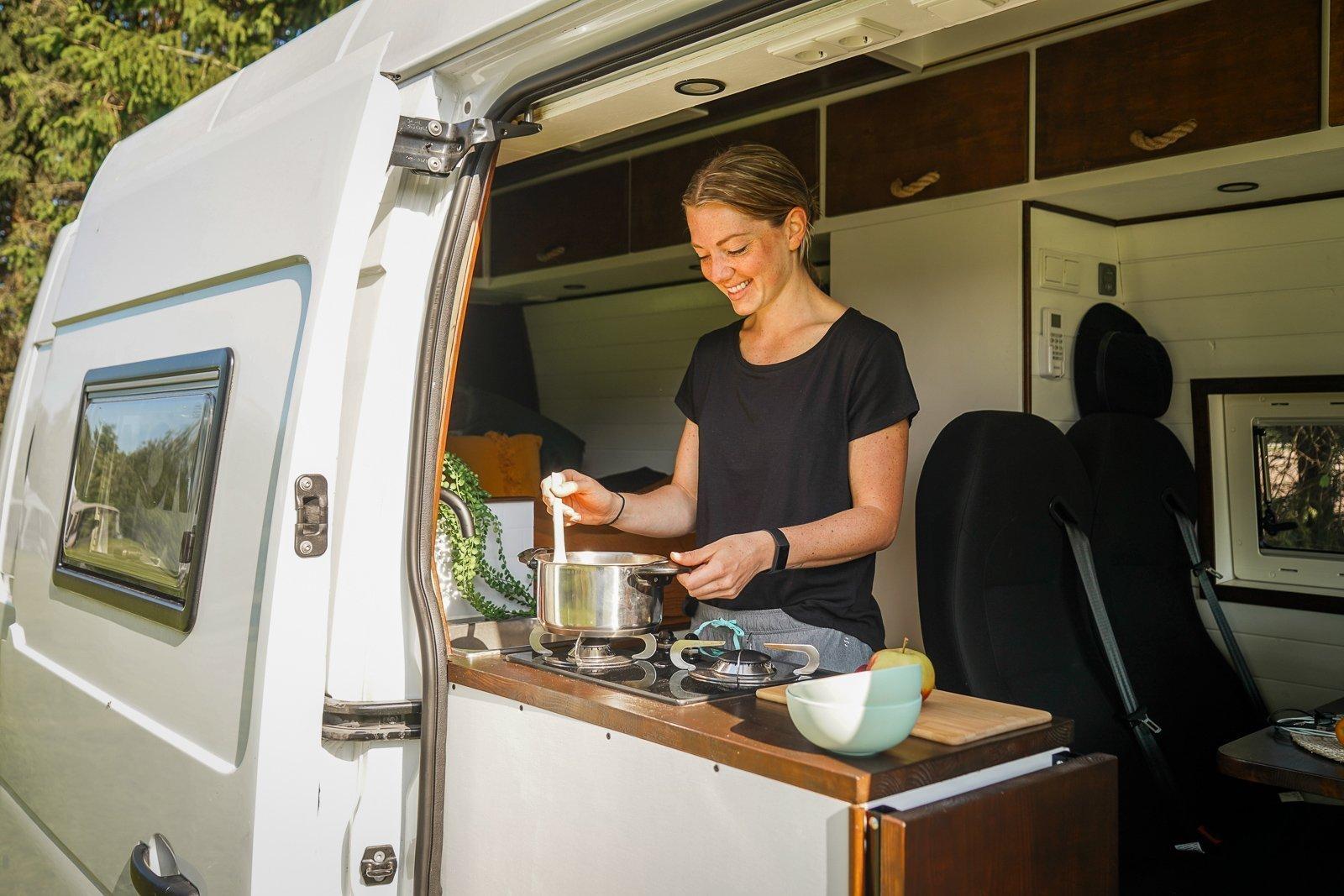 LPG installatie camper